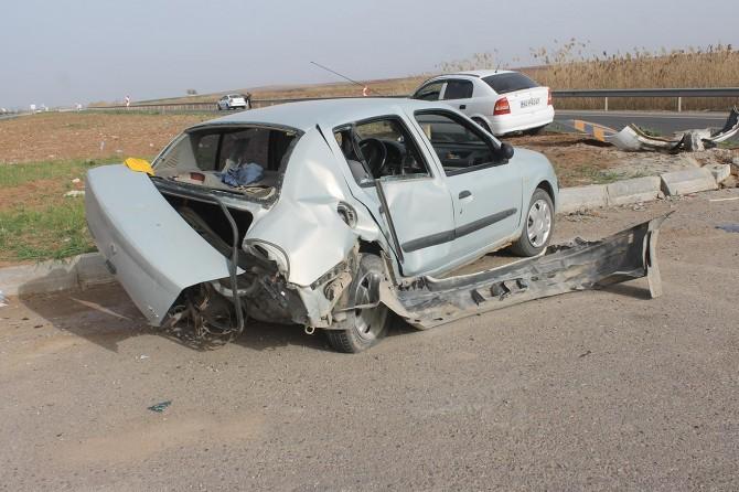 Bismil'de adres soran sürücü kazaya neden oldu: 4 yaralı