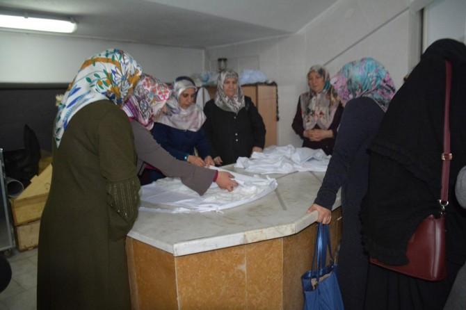 Bitlis Tatvan'da kadınlara yönelik gassallık kursu açıldı