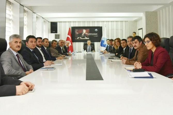 """""""Ağrı Tanıtım Günleri"""" Ankara'da yapılacak"""