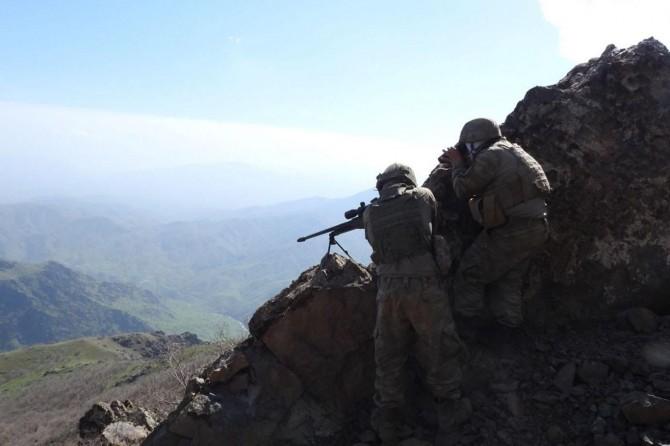 Tunceli'de 3 PKK'li öldürüldü