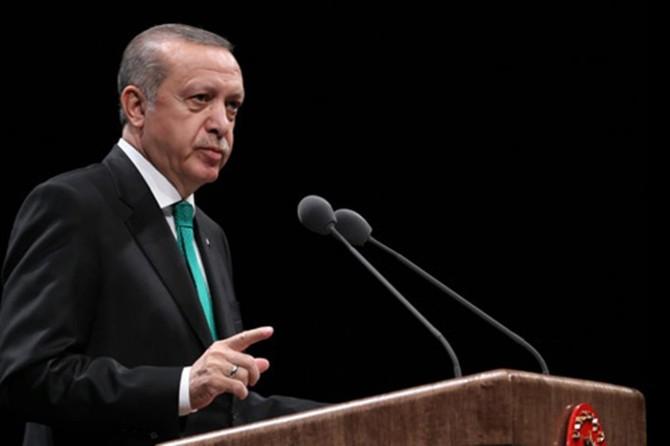 Cumhurbaşkanı Erdoğan: Ey Netanyahu kendine çeki düzen ver!
