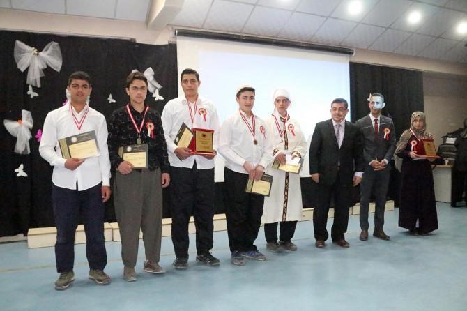 Ağrı'da Arapça bilgi ve etkinlik yarışmaları
