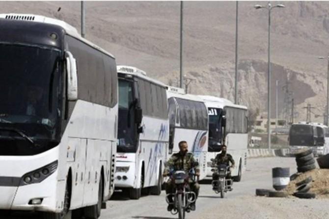Suriye rejimi Doğu Guta'yı tamamen ele geçirdi