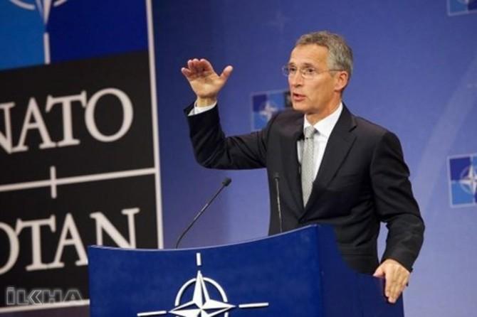 NATO calls for Syria