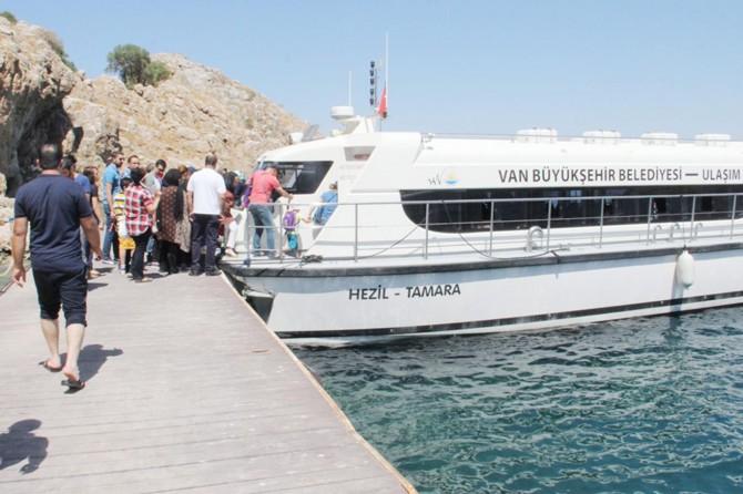 Deniz Otobüsleri Seferlerine Başlıyor