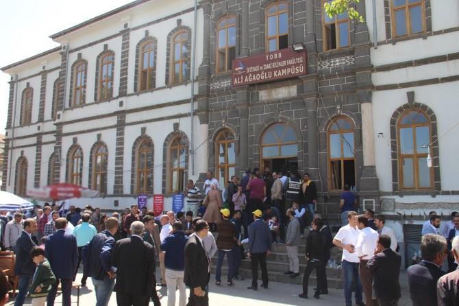 Diyarbakır'da DTSO seçimleri yapıldı