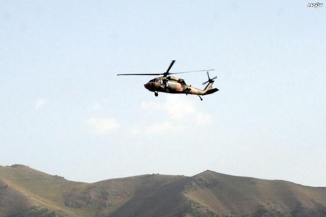 Ağrı Doğubayazıt'ta 8 PKK'li öldürüldü