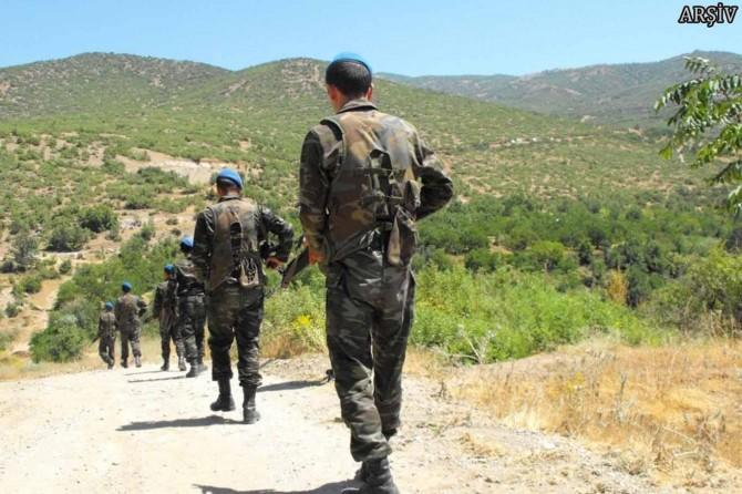 Ağrı'da 13 PKK'li öldürüldü