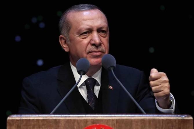 Erdoğan'dan IMF'ye: Borçlandırmalar altınla olsun