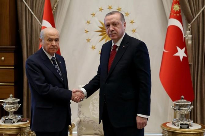 """Cumhurbaşkanı Erdoğan """"erken seçime"""" ilişkin açıklama yapacak"""