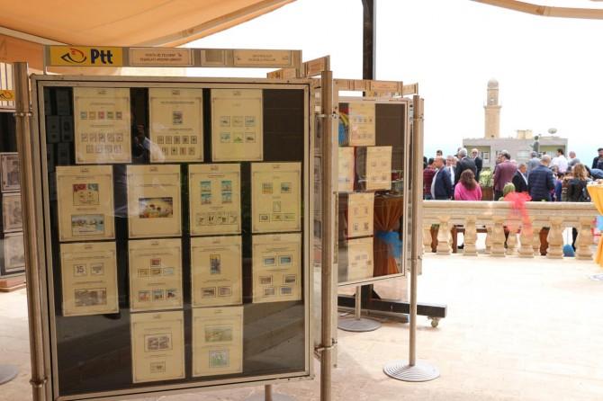 Mardin'de ilk 'Pul Sergisi' açıldı