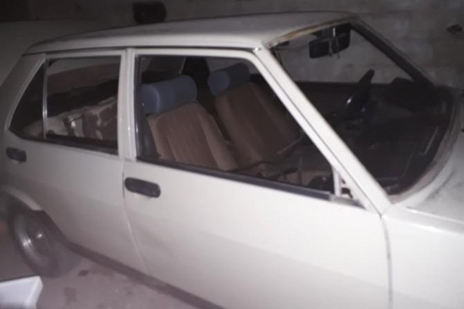 Gaziantep'te otomobil hırsızlığı şüphelileri yakalandı