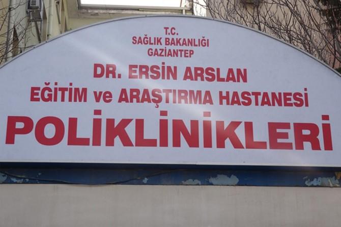 Gaziantep Devlet Hastanesinde yolsuzluk soruşturması