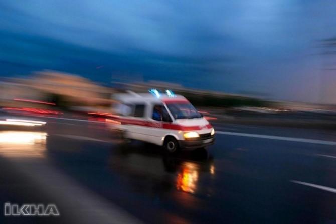 Ağrı'da kaza: 4 ölü 3 yaralı