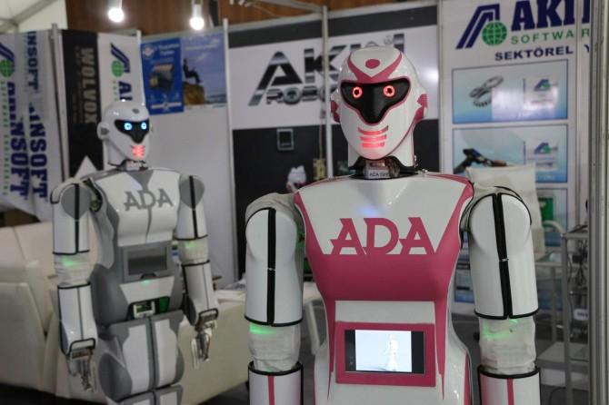 Robotlar tarım işlerine dâhil oluyor