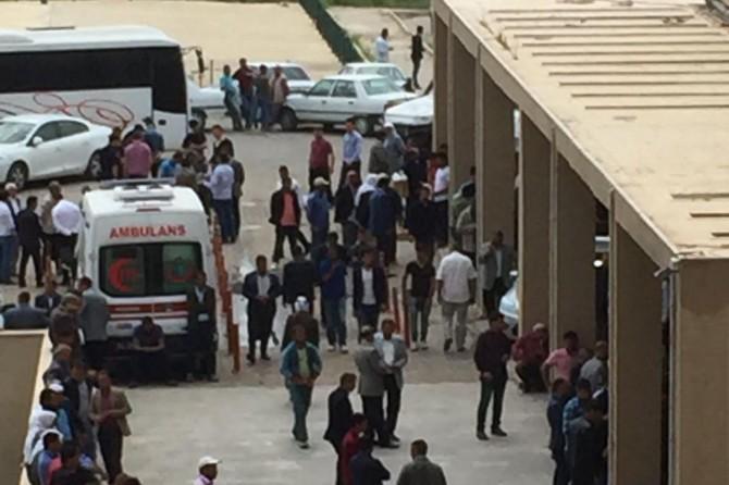 Şanlıurfa Viranşehir'de taziye evinde elektrik akımına kapılan kişi hayatını kaybetti