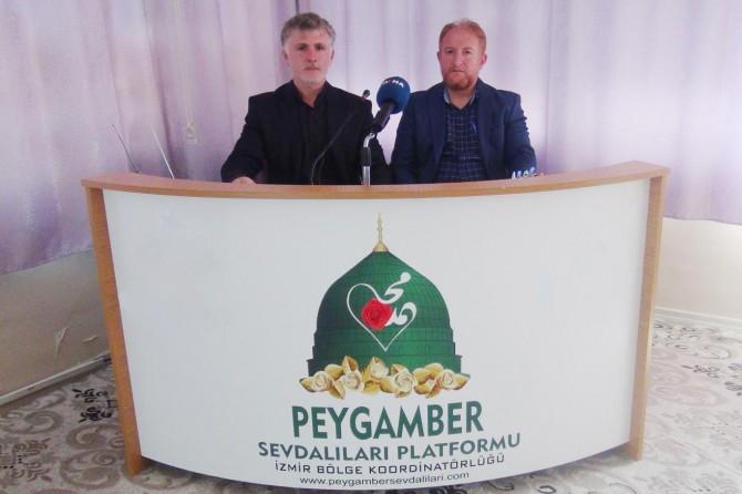 İzmir'de Mewlid etkinliği düzenlenecek
