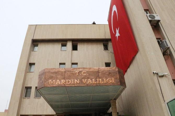 Mardin'de gösteri ve yürüyüşler izne bağlandı