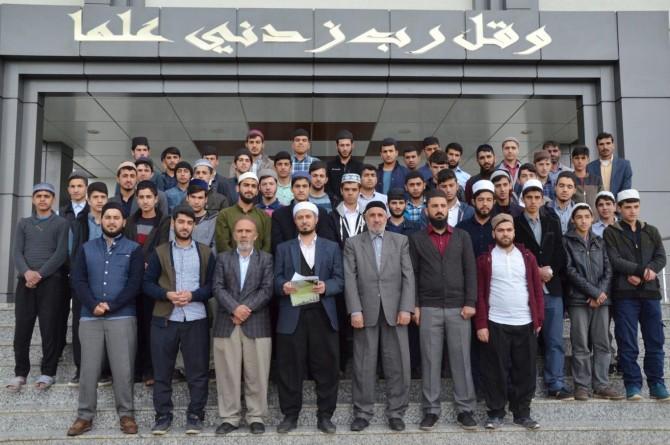 İttihadul Ulema'dan Mewlid etkinliğine destek