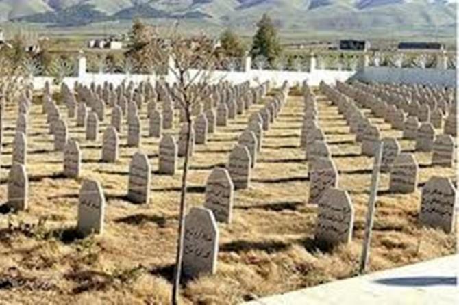 """""""Enfal saldırılarında 182 bin Kürd katledildi 5 bin köy yakılıp yıkıldı"""""""