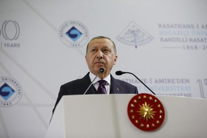 Cumhurbaşkanı: Seçimleri yeni bir çıkış fırsatı olarak görüyoruz