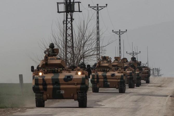TSK'dan Afrin harekatına ilişkin bilgilendirme