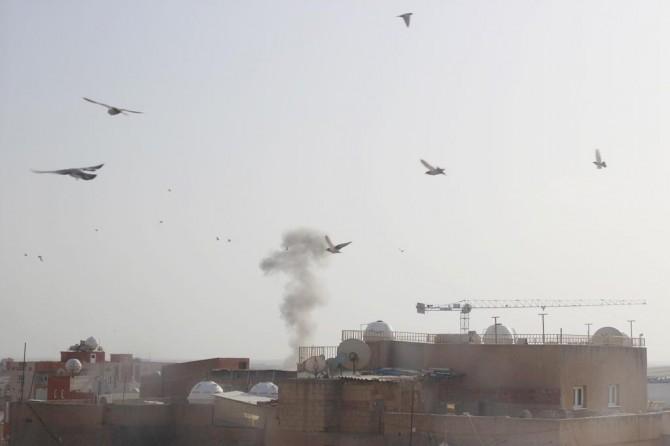 Nusaybin'de kontrollü patlamalar devam ediyor