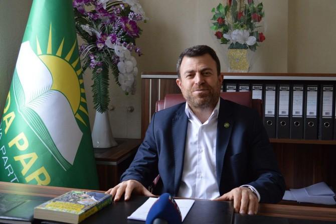 """""""Söyleyecek sözü olan tüm insanları Kürd meselesinde samimi olmaya davet ediyoruz"""""""