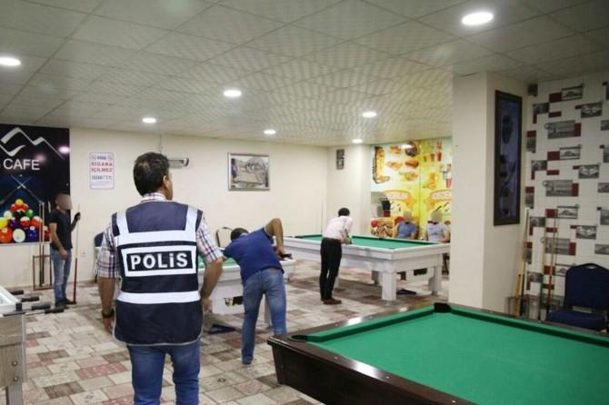 Mardin'de araması bulunan 20 kişi yakalandı