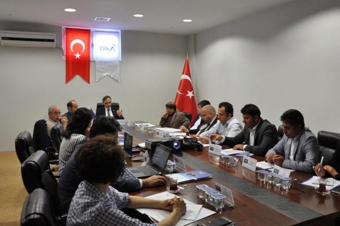 """Mardin'de """"İş Birliği Platformu"""" toplantısı"""