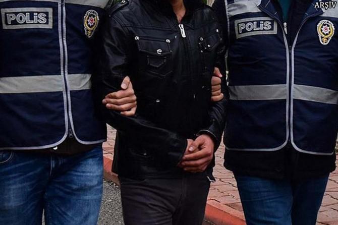 PKK'den aranan şüpheli tutuklandı