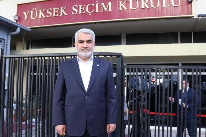 Yapıcıoğlu: YSK HÜDA PAR kararını yarın ilan edecek