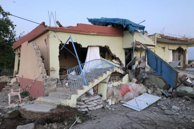 Adıyaman'da 5,1 büyüklüğünde deprem