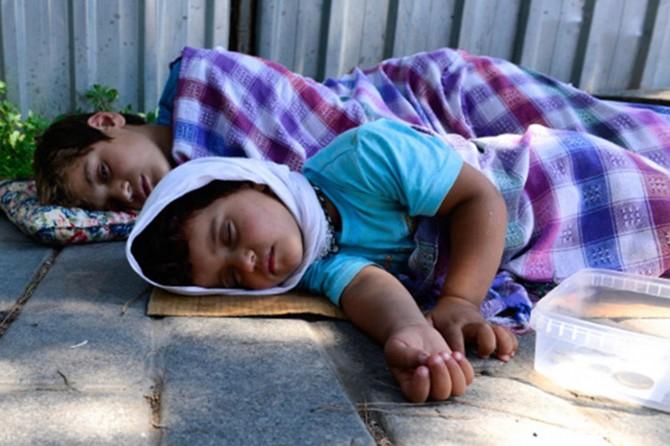 Bi hezaran zarokên penaber li Ewrûpa winda bûn