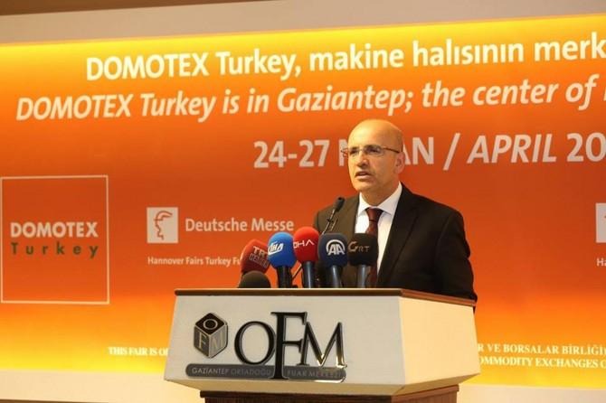 Başbakan Yardımcısı Şimşek: Türkiye ortalama yüzde 5,8 büyüdü