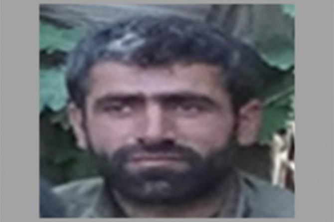 Diyarbakır'da Gri listedeki PKK'li öldürüldü