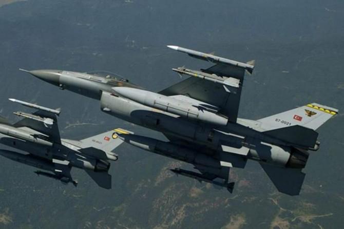 Hava harekâtında 10 PKK'li öldürüldü