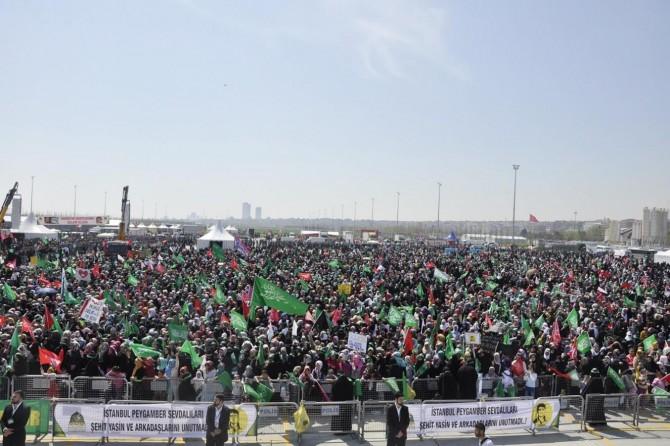 Peygamber Sevdalıları İstanbul'da Mewlid etkinliği düzenleyecek