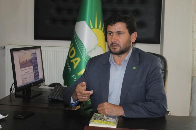 """""""Muş-Kulp-Diyarbakır yolu ulaşıma açılmalı"""""""