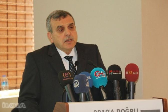 AK Parti Şanlıurfa İl Başkanı Zeynel Abidin Beyazgül istifa etti