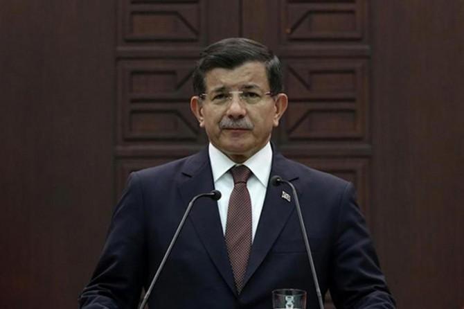 Davutoğlu: Erdoğan hepimizin adayıdır