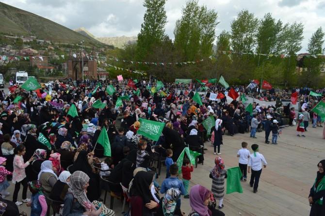Bitlis kutlu doğum etkinliği 2018