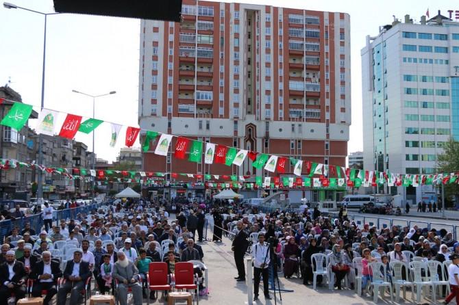 Kayseri'de Mewlid etkinliği düzenlendi