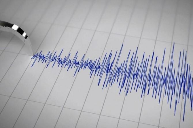 Bodrum açıklarında 4,2'lik deprem