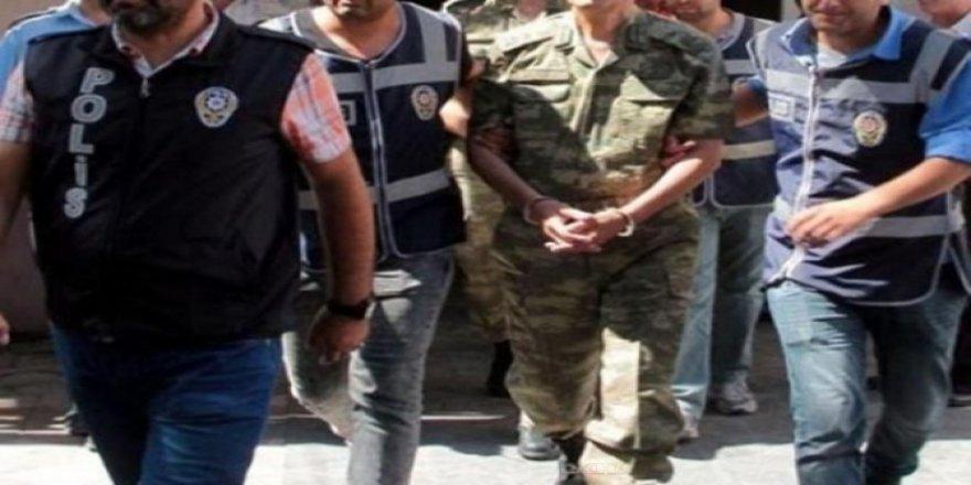 110 subay hakkında gözaltı kararı