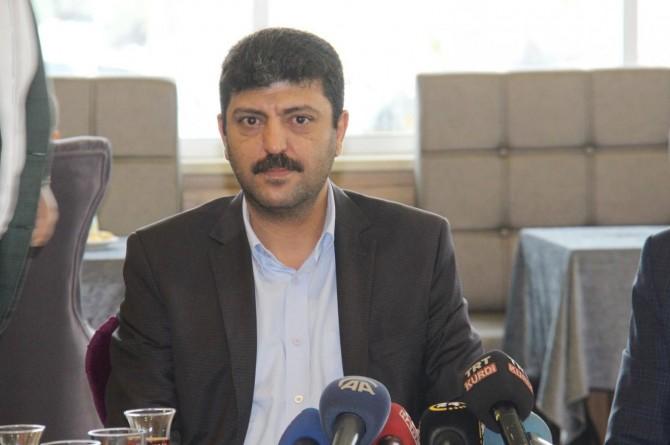 Aslan Değirmenci AK Partiden aday adayı oldu
