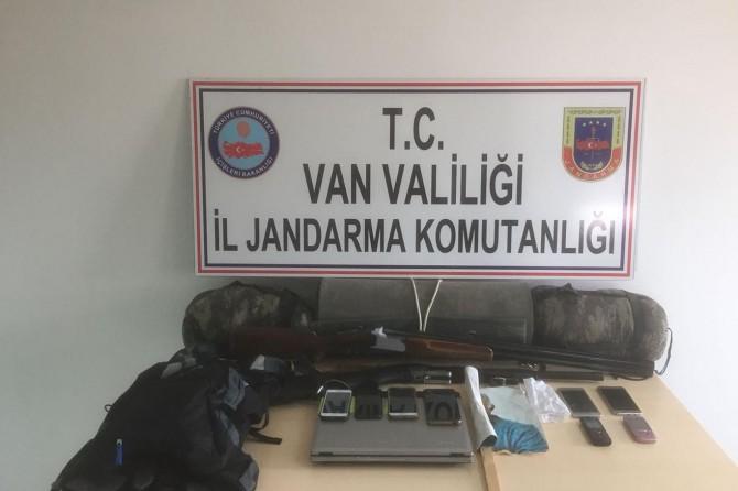 Van Erciş'de PKK operasyonu: 7 gözaltı