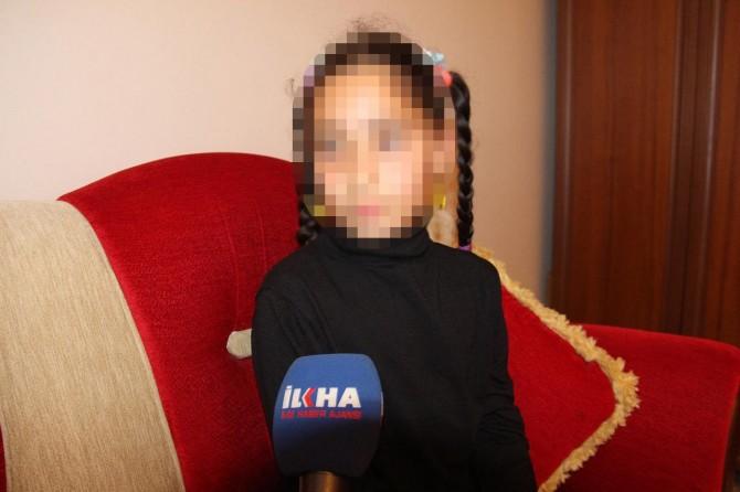 Diyarbakır Bağlar Kaynartepe Mahallesinde 8 yaşındaki kız çocuğunu kaçırmak istediler video