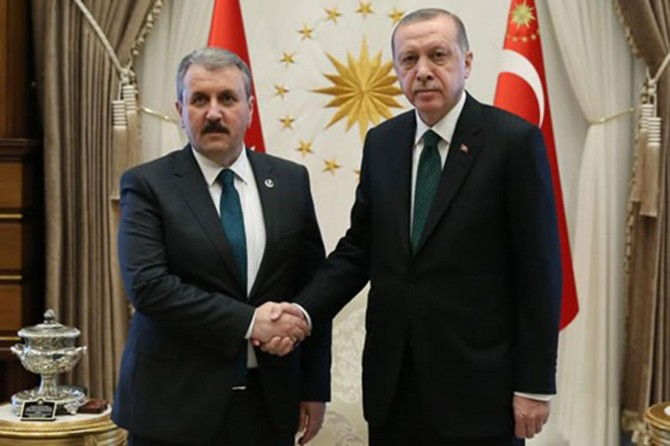 Cumhurbaşkanı Erdoğan Destici'yi ziyaret edecek