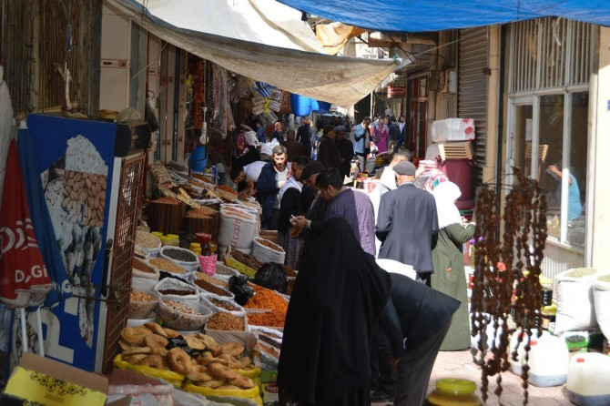 Siirt esnafı Ramazan arifesinde umduğunu bulamadı